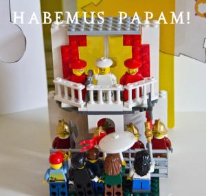 Lego Habemus Papam
