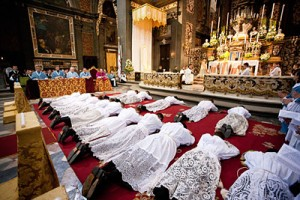 ICK Ordinations 2013