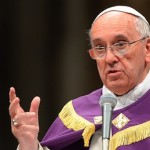 Pope Francis Discusses About the Homeless