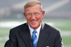 Lou Holtz Catholics Come Home