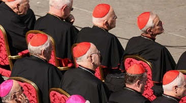 Pope Francis Selects New Cardinals