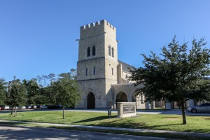 Our Lady of Walsingham New Front Drive