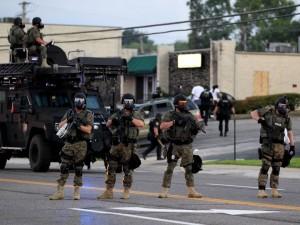 Ferguson Upheavel
