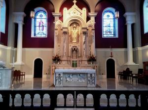 "Don't ""Rebuild"" Your Parish. Restore It"