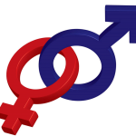 male and female symbol transparent