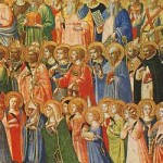 All Saints by Fra Angelico Square Pic