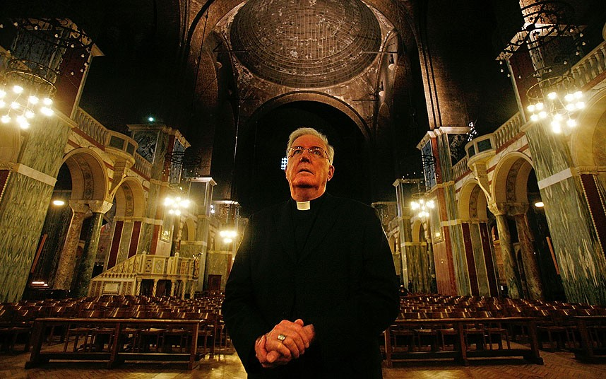 Cardinal Cormac Murphy-O'Connor