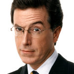 Stephen Colbert Transparent Square Pic