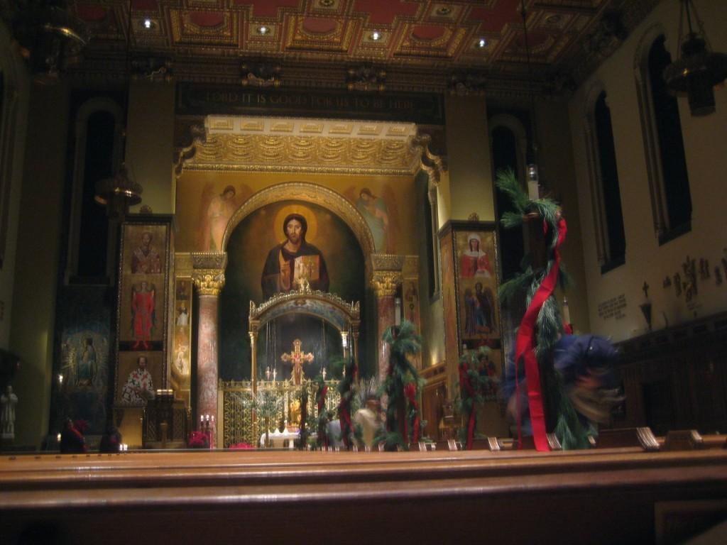Church of Our Saviour on Park Avenue in midtown Manhattan
