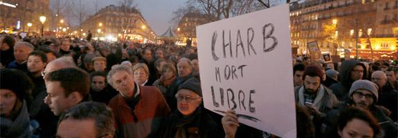 Charlie Hebdo Wide Pic