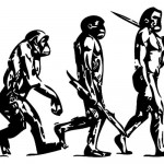 Theory of Evolution Small Square Pic