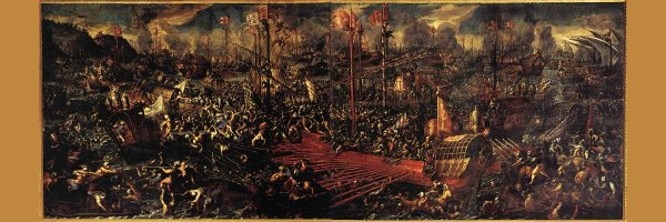 Battle of Lepanto Wide Pic