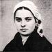 Saint Bernadette of Lourdes Square Pic