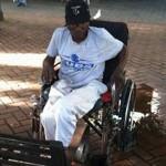 Darnilo Homeless Dominican Republic Pain Grateful