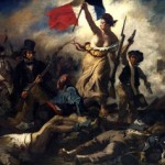 Eugene Delacroix La Liberte Guidant le peuple Lady Liberty France