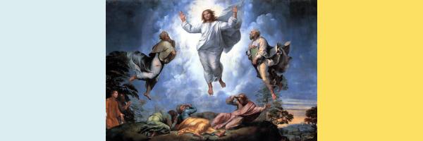 Raphael The Transfiguration Wide Pic