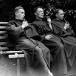 Smoking Monks Friars Pipe Smoke Brothers Priests Square Pic