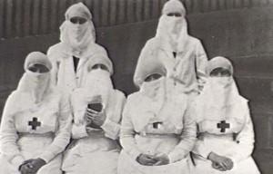1918 Flu Nurses