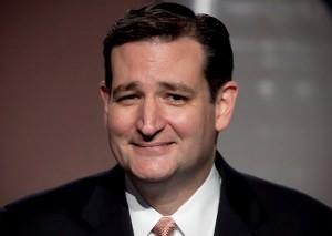Ted Cruz Smiling