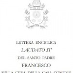 Laudato Si Ecology Encyclical