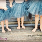 Little Girls Tutus Ballerinas