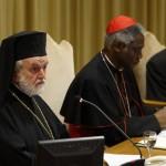 Patriarch Cardinal Laudato Si Release Wide Pic