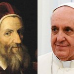 Pope Gregory XIII and Pope Francis