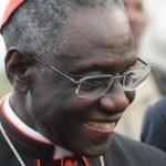 Robert Cardinal Sarah