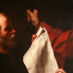Saints Peter and Paul Painting Wide Pic