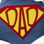 Stay at Home Super Dad Father