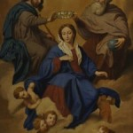 Coronation of the Virgin Mary Tall Pic