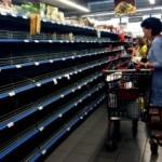 Empty Shelves Socialism Liberlism Greece