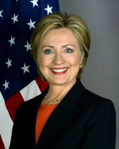Hillary Clinton Tall Profile Pic
