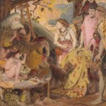 The Coat of Many Colours by Ford Madox Brown 1867 Tate London