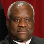 US Supreme Court Justice Clarence Thomas