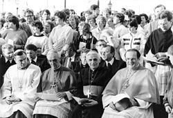 Dresden Cardinal Ratzinger
