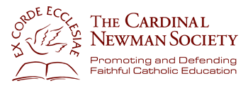 Cardinal Newman Society Logo Transparent Small