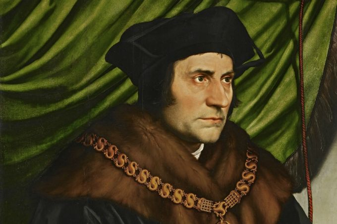 St Thomas More English Saint King Henry VIII Culture of Death