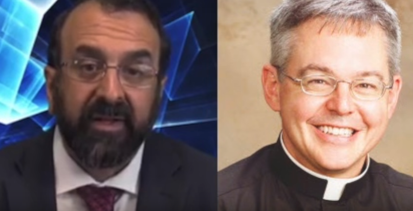 Robert Spencer Msgr Stuart Swetland Islam Religion of Peace Debate